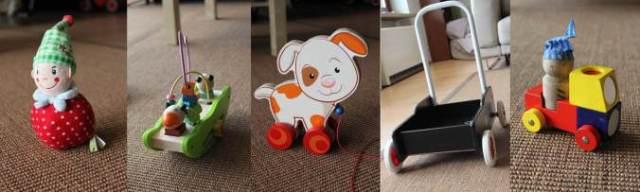 Nachhaltiges Spielzeug